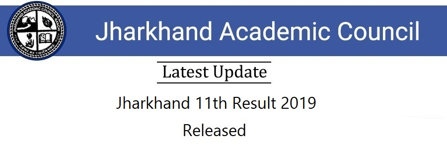 JAC 11th Class Result 2019