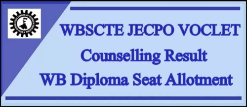 JEXPO 1st Phase Counselling Date