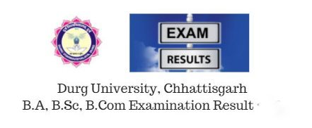 Durg University Results 2019
