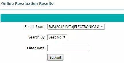 Pune University Revaluation Result
