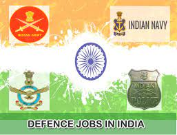 defence jobs in india